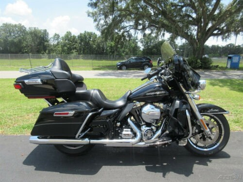 2016 Harley-Davidson Touring Electra Glide® Ultra Limited Low Black for sale