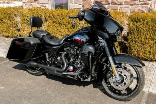 2016 Harley-Davidson Touring Custom Airbrush Eagle Black Metallic for sale craigslist