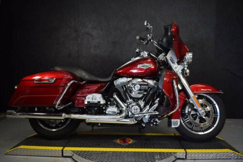 2016 Harley-Davidson Touring FLHR - Road King® D36 VELOCITY RED W/PINSTRIP for sale