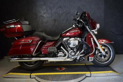 2016 Harley-Davidson Touring FLHTK - Ultra Limited D41 MYS RED/VEL RED W/PINST for sale