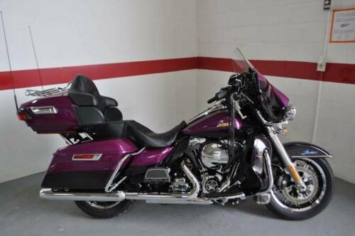 2016 Harley-Davidson Touring Purple for sale craigslist