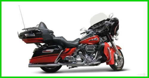 2016 Harley-Davidson Touring CALL (877) 8-RUMBLE Red for sale
