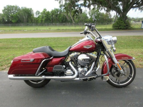 2016 Harley-Davidson Touring Road King Red craigslist