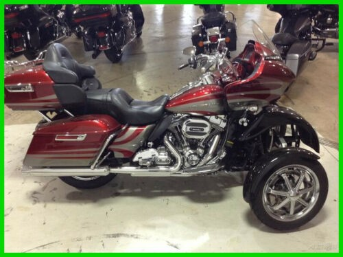 2016 Harley-Davidson Touring Tilting Motor Works Trike K Ruby Red/Palladium Silver for sale craigslist