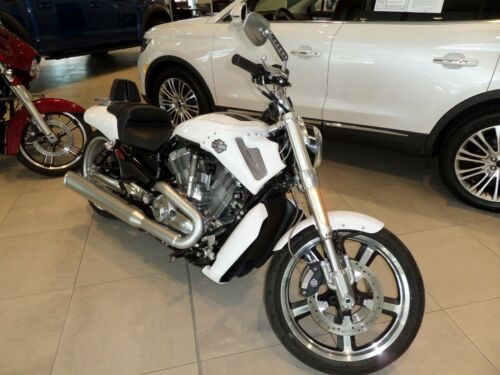 2016 Harley-Davidson V-ROD Crushed Ice Pearl Deluxe with Two-tone for sale