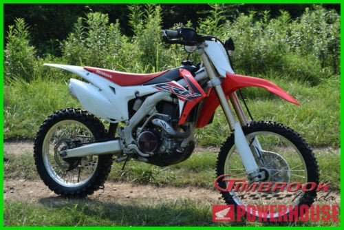 2016 Honda CRF450R Black for sale