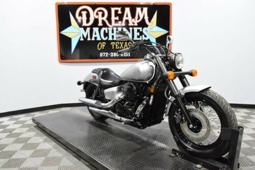 2016 Honda Shadow 750 Phantom - VT750C2B -- Silver for sale craigslist