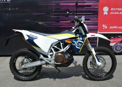 2016 Husqvarna 701 Enduro R White for sale craigslist