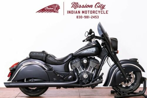 2016 Indian Chief® Dark Horse -- Black for sale