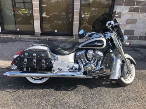 2016 Indian Chief Vintage Star Silver And Thunder Black Silver/Blk for sale craigslist