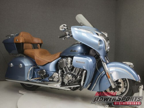 2016 Indian Roadmaster WABS BLUE DIAMOND craigslist