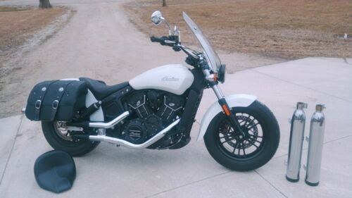2016 Indian Scout Sixty White for sale craigslist