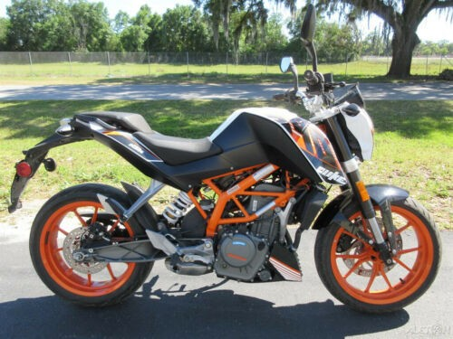 2016 KTM Duke Orange for sale craigslist