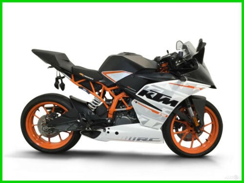 2016 KTM RC 390 CALL (877) 8-RUMBLE White for sale craigslist