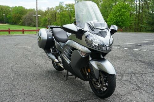 2016 Kawasaki Concours 14 ABS Gray for sale