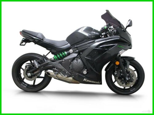 2016 Kawasaki EX650EGF NINJA 650 CALL (877) 8-RUMBLE Black craigslist