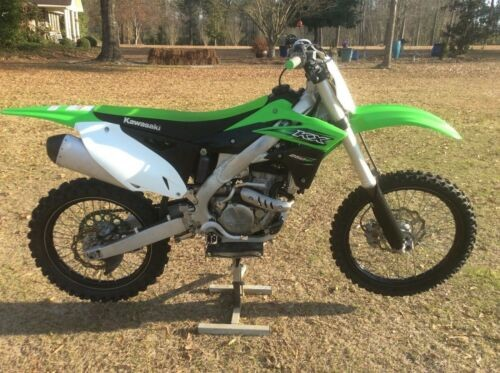 2016 Kawasaki KXF Green for sale craigslist