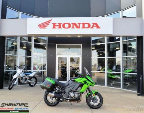 2016 Kawasaki Versys 1000 LT GREEN/BLACK for sale craigslist