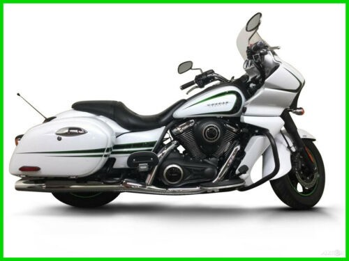 2016 Kawasaki Vulcan CALL (877) 8-RUMBLE White for sale craigslist