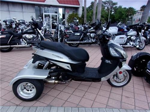2016 Other SCOOTER TRIKE -- Silver craigslist
