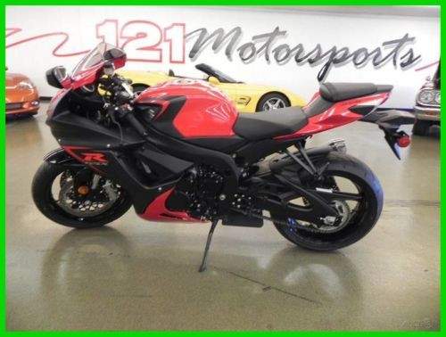 2016 Suzuki GSX-R GSXR 600 Red for sale craigslist
