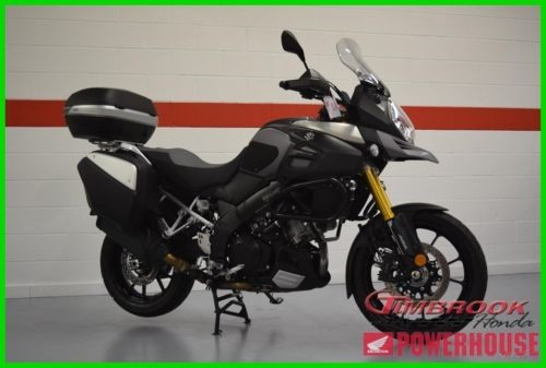 2016 Suzuki V-Strom 1000 ABS Black for sale