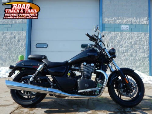 2016 Triumph Thunderbird -- Black for sale craigslist