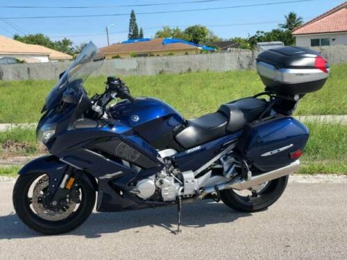 2016 Yamaha FJR Blue for sale craigslist