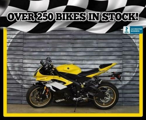 2016 Yamaha YZF-R 60th Anniversary Yellow craigslist