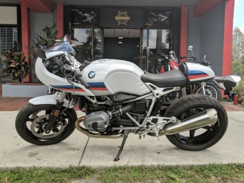 2017 BMW R-Series White for sale craigslist