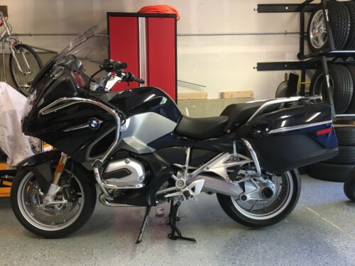2017 BMW R1200RT Blue for sale
