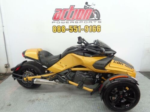 2017 Can-Am Spyder F3-S Daytona 500 SE6 for sale craigslist