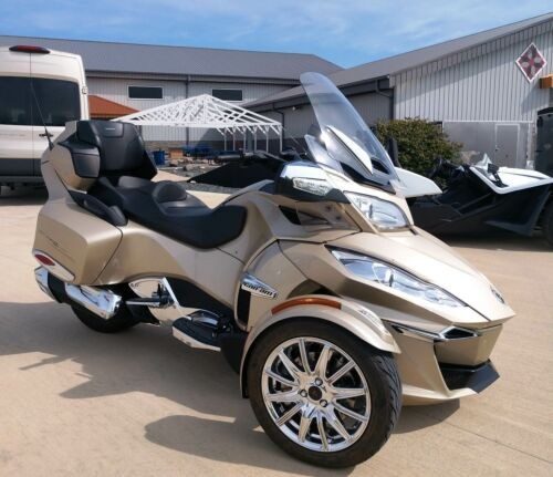 2017 Can-Am Spyder RT Limited -- Champagne Metallic craigslist