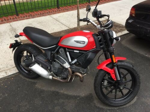 2017 Ducati Other Red for sale craigslist