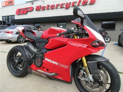 2017 Ducati Superbike 1199 R Panigale Red for sale