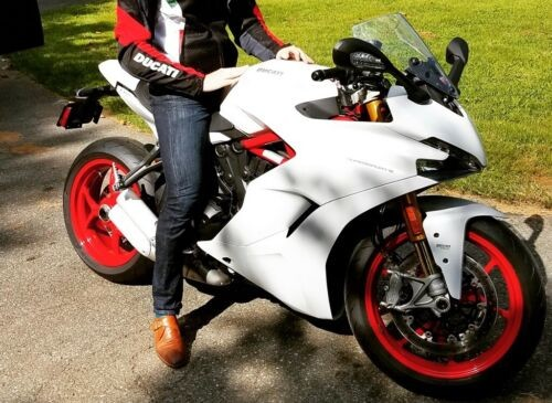 2017 Ducati Supersport White for sale