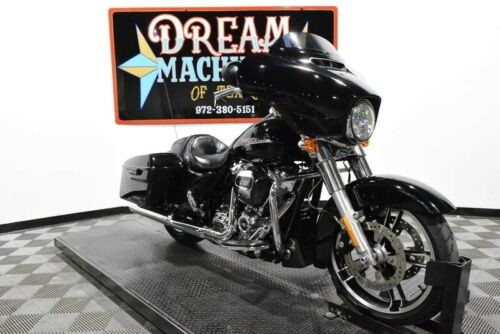 2017 Harley-Davidson FLHX - Street Glide -- Black for sale