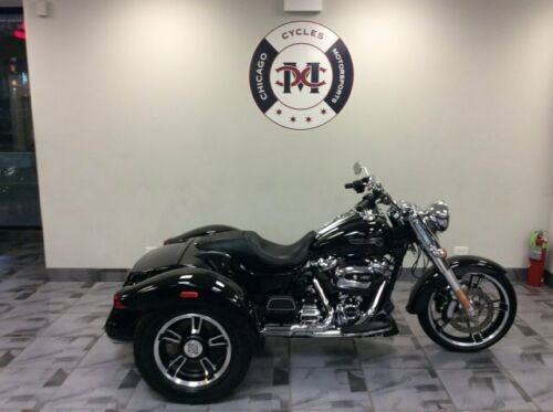 2017 Harley-Davidson FLRT FREE WHEELER -- Black for sale craigslist