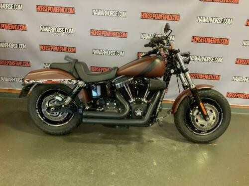 2017 Harley-Davidson FXDF - Fat Bob® -- Red for sale craigslist