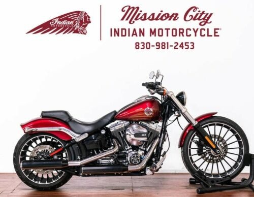 2017 Harley-Davidson FXSB - Breakout® -- Red for sale