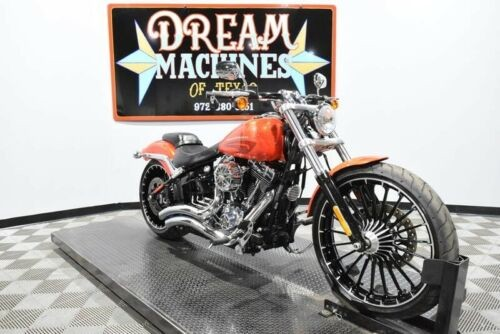 2017 Harley-Davidson FXSB - Breakout -- Orange craigslist