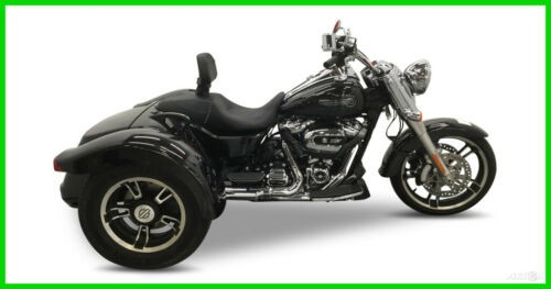 2017 Harley-Davidson Flrt Freewheeler CALL (877) 8-RUMBLE Black for sale craigslist