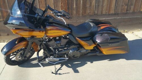 2017 Harley-Davidson Roadglide Special Gold Rush / Carbon Dust for sale craigslist