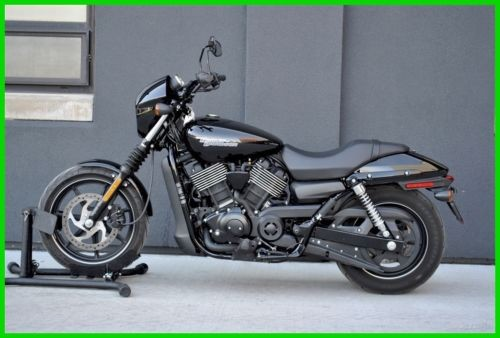 2017 Harley-Davidson Street 750 XG750 Black for sale craigslist