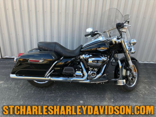 2017 Harley-Davidson Touring FLHR - Road King® Black for sale craigslist