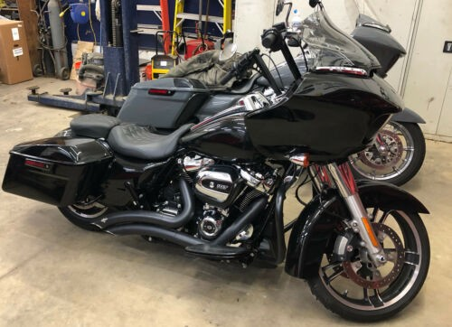 2017 Harley-Davidson Touring ROAD GLIDE SPECIAL Black for sale