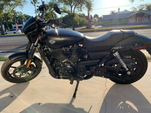 2017 Harley-Davidson Touring Black for sale craigslist
