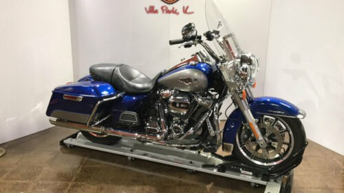 2017 Harley-Davidson Touring ROAD KING FLHR Blue for sale craigslist