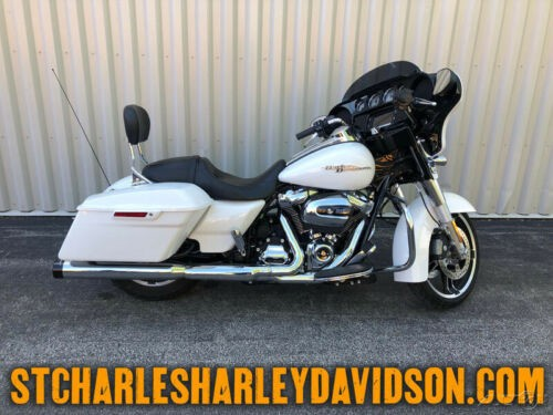 2017 Harley-Davidson Touring Crushed Ice Pearl for sale
