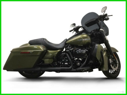 2017 Harley-Davidson Touring CALL (877) 8-RUMBLE Green for sale